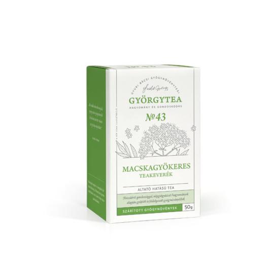 PHARMAHERB MACSKAGYOKERES TEA 50G (GYURI B.)