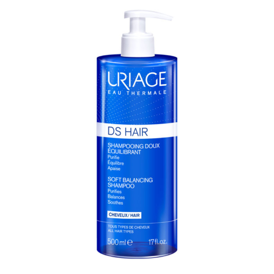 URIAGE D.S. HAIR SAMPON KIMELO 500ML