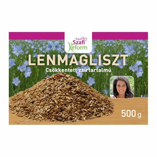 SZAFI REFORM LENMAGLISZT (CSOKK. ZSIRTAR.) 500G