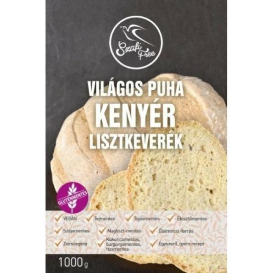 SZAFI FREE VILAGOS PUHA KENYER LISZTKEV.1KG