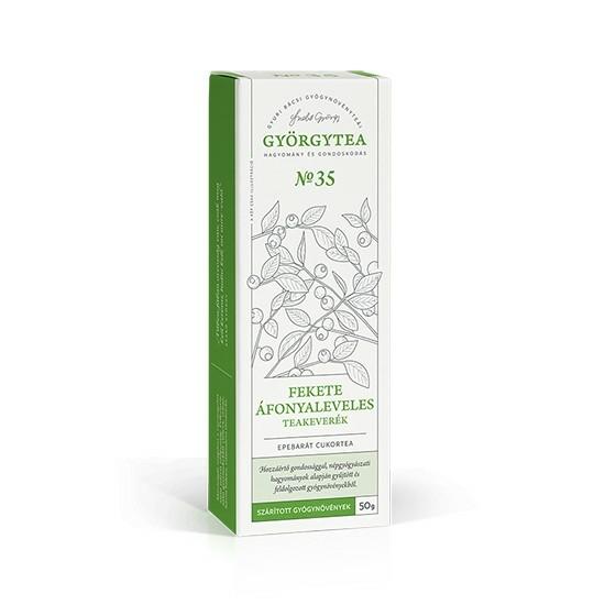 PHARMAHERB FEK.AFONYALEVELELES TEA 50G (GYURI B.