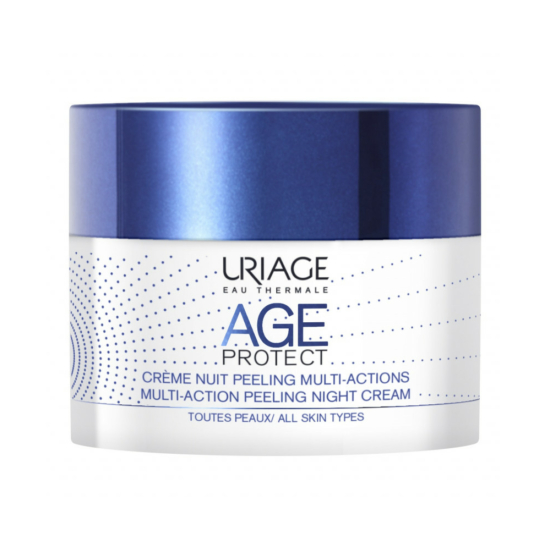 URIAGE AGE PROTECT PEELING EJSZ.RANCT.KREM 50ML