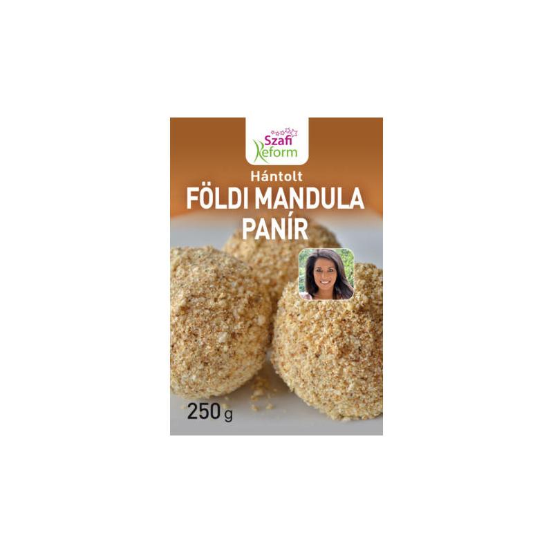 SZAFI REFORM HANTOLT FOLDI MANDULA PANIR 250G