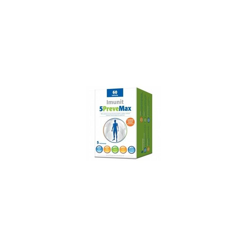 Imunit 5prevemax tabletta 60X