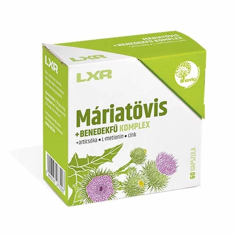 LXR MARIATOVIS+BENEDEKFU KOMPL.KAPSZ. 60X