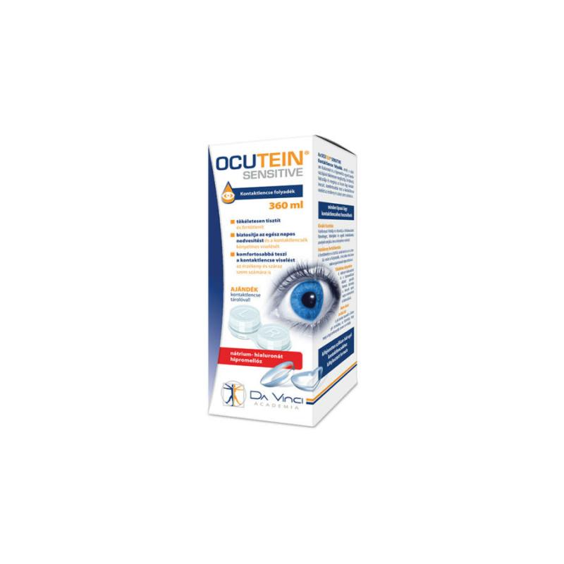 Ocutein sensitiv kontaklencse folyadék 360ML