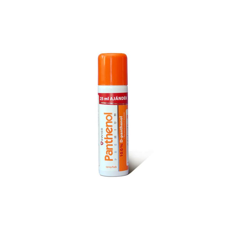 Swiss panthenol 10% prémium habspray 150ML